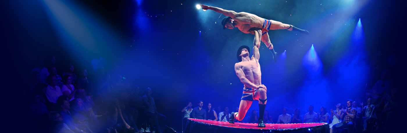 La Soiree - The English Gents